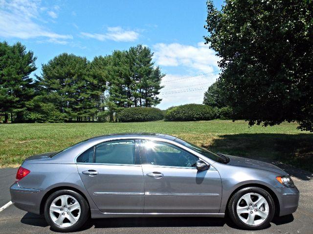 2008 Acura RL Tech Pkg Leesburg, Virginia 4