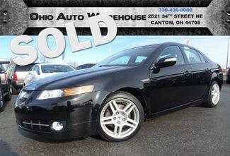 2008 Acura TL Nav Sunroof 1-Owner Clean Carfax We Finance | Canton, Ohio | Ohio Auto Warehouse LLC in  Ohio