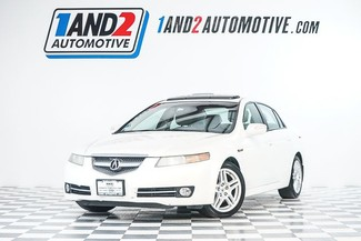2008 Acura TL 5-Speed AT with Navigation System in Dallas TX