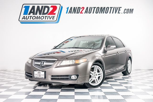 2008 Acura TL 5-Speed AT in Dallas TX