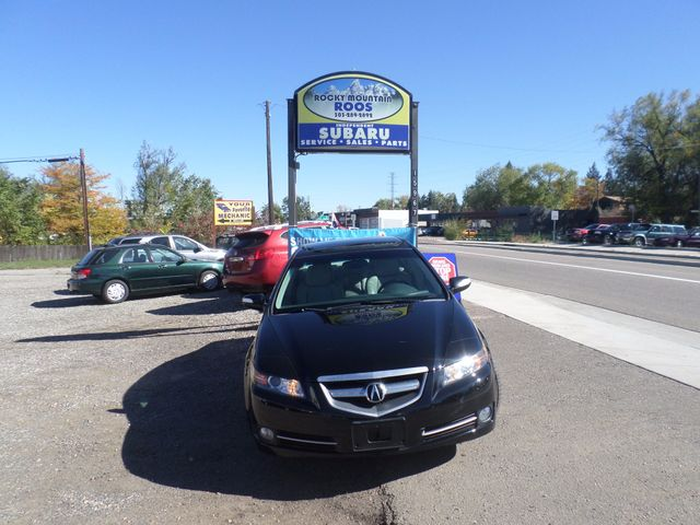 2008 Acura TL 30 DAY Power Train Warranty Golden, Colorado 1