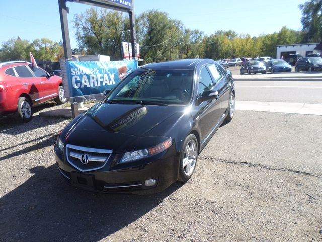 2008 Acura TL 30 DAY Power Train Warranty Golden, Colorado 3