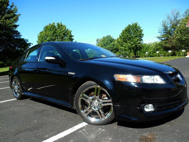 2008 Acura TL with Nav Leesburg, Virginia 1