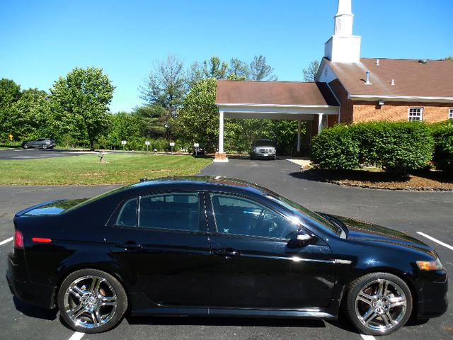 2008 Acura TL with Nav Leesburg, Virginia 4