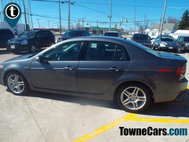 2008 Acura TL    Medina, OH   Towne Auto Sales in Medina OH