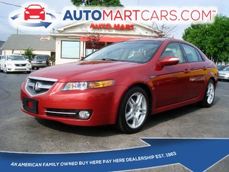 2008 Acura TL in Nashville Tennessee