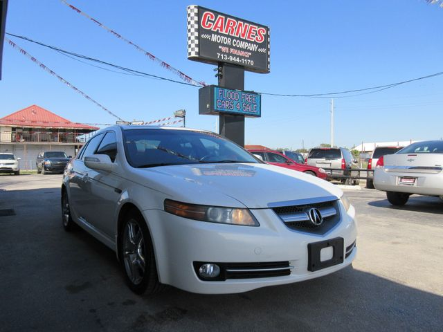 2008 Acura TL, PRICE SHOWN IS THE DOWN PAYMENT south houston, TX 7
