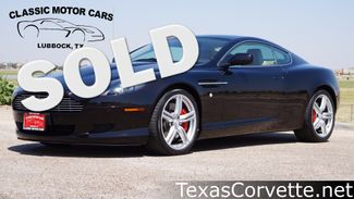 2008 Aston Martin DB9 in Lubbock Texas