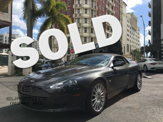 2008 Aston Martin DB9  in Miami FL