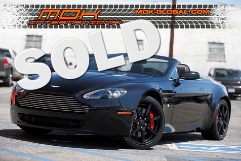 2008 Aston Martin Vantage - V8 - Xenon - Navigation - Heated seats in Los Angeles
