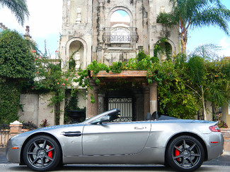 2008 Aston Martin Vantage in Houston Texas