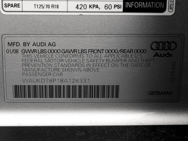 2008 Audi A3 S-Line Burbank, CA 28