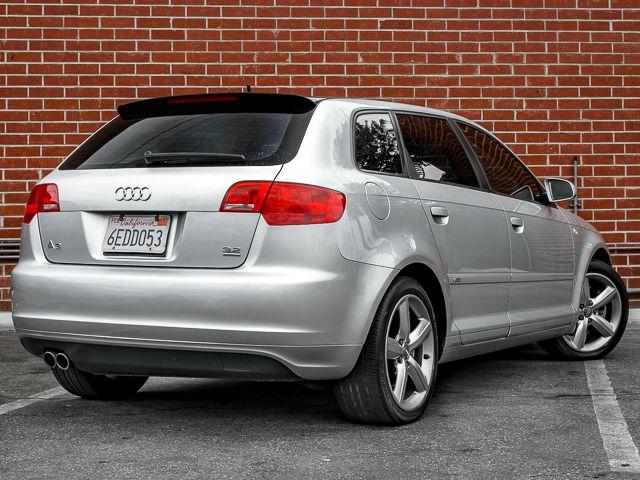 2008 Audi A3 S-Line Burbank, CA 4