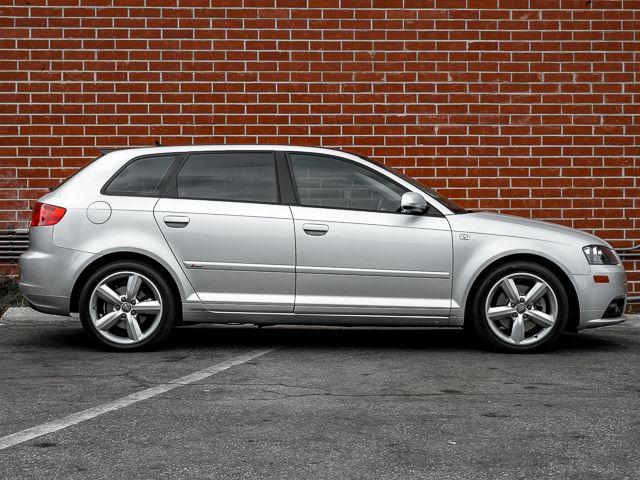 2008 Audi A3 S-Line Burbank, CA 7