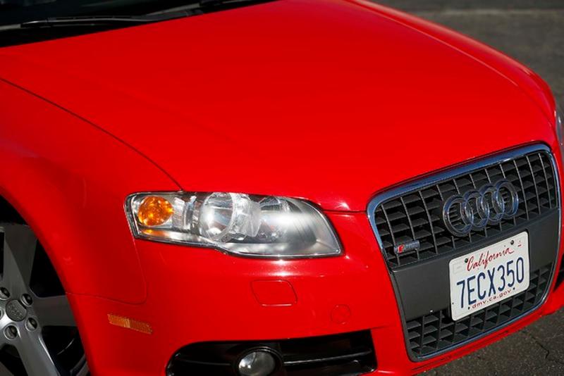 2008 Audi A4 20T - S-Line Sport pkg - Convertible  city California  MDK International  in Los Angeles, California