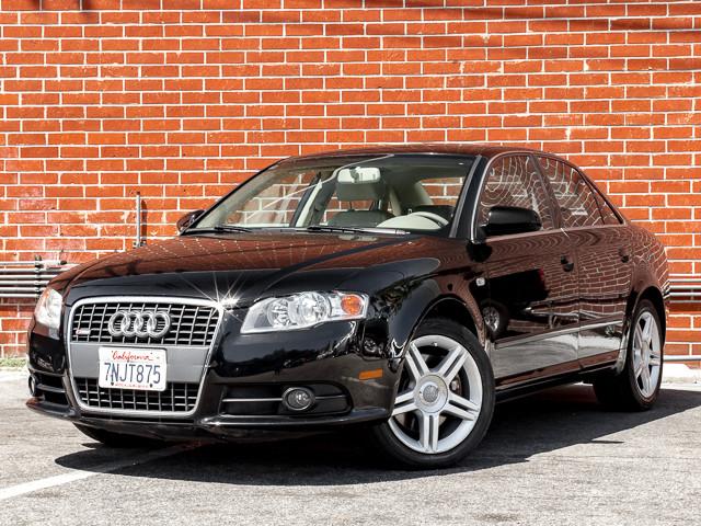 2008 Audi A4 2.0T Burbank, CA 0