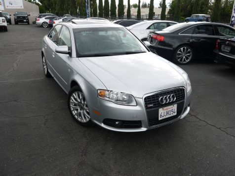 2008 Audi A4 2.0T QUATTRO S-LINE ((**AWD**))  in Campbell, CA