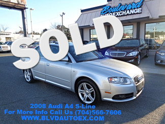 2008 Audi A4 2.0T Charlotte, North Carolina