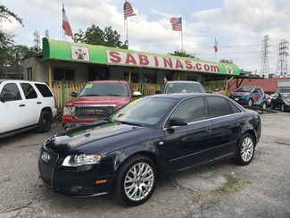2008 Audi A4 2.0T Houston, TX