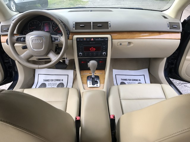 2008 Audi A4 2.0T Houston, TX 17