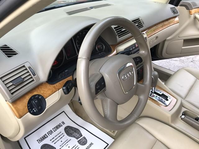 2008 Audi A4 2.0T Houston, TX 21