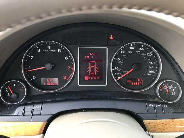 2008 Audi A4 2.0T Houston, TX 24