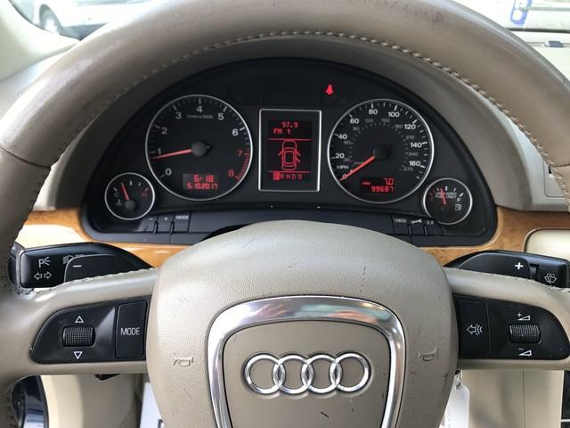 2008 Audi A4 2.0T Houston, TX 30