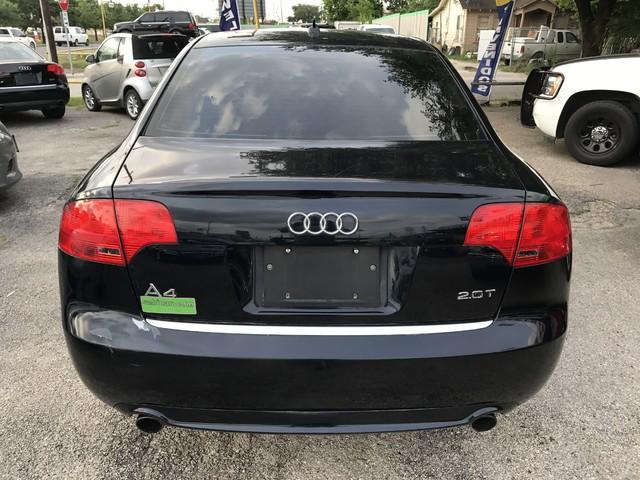 2008 Audi A4 2.0T Houston, TX 5