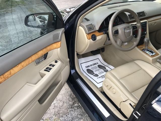 2008 Audi A4 2.0T Houston, TX 7