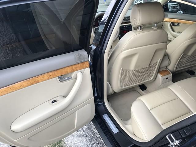 2008 Audi A4 2.0T Houston, TX 8