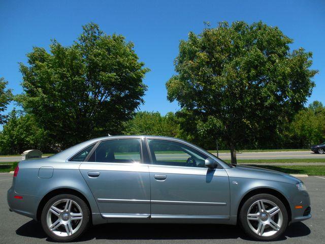 2008 Audi A4 2.0T QUATTRO AWD Leesburg, Virginia 4
