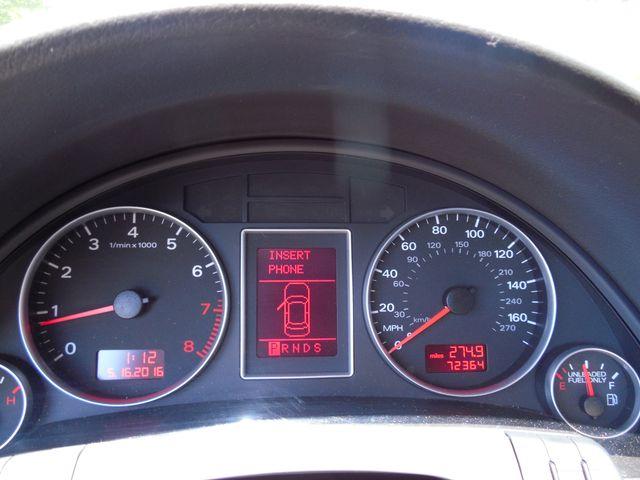 2008 Audi A4 2.0T QUATTRO AWD Leesburg, Virginia 23
