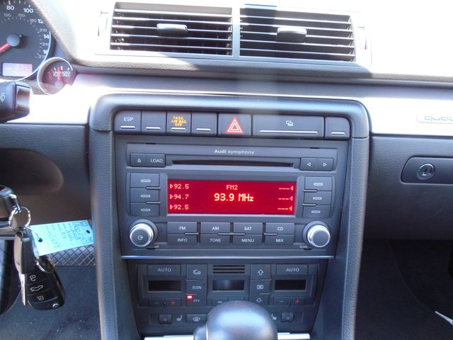 2008 Audi A4 2.0T QUATTRO AWD Leesburg, Virginia 25