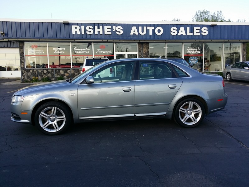 2008 Audi A4 2.0T in Ogdensburg New York