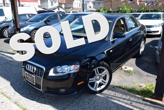 2008 Audi A4 2.0T Richmond Hill, New York 0