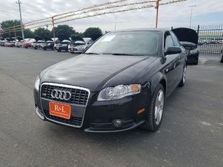 2008 Audi A4 2.0T San Antonio, TX 1