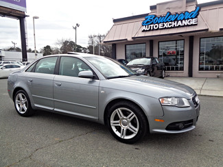 2008 Audi A4-SLINE 2.0T Charlotte, North Carolina