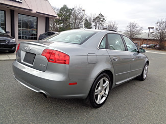 2008 Audi A4-SLINE 2.0T Charlotte, North Carolina 10