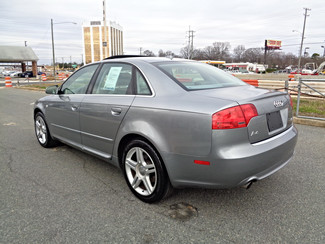 2008 Audi A4-SLINE 2.0T Charlotte, North Carolina 11