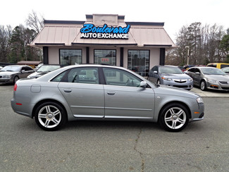 2008 Audi A4-SLINE 2.0T Charlotte, North Carolina 2