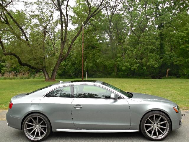 2008 Audi A5 6-Speed Manual  QUATTRO Leesburg, Virginia 4