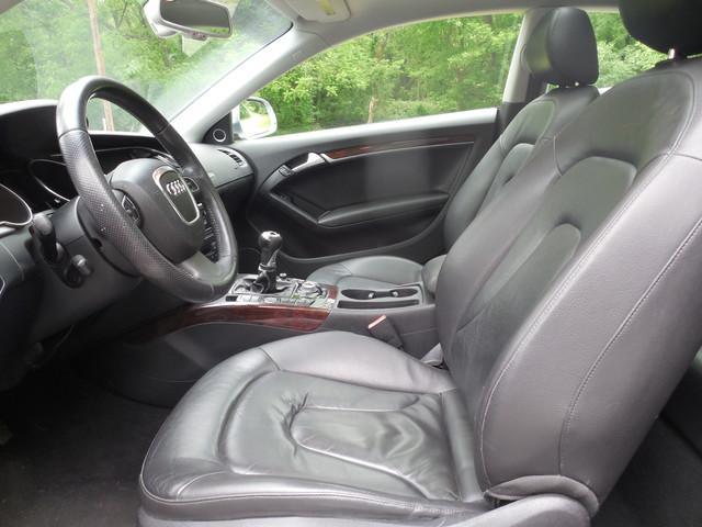 2008 Audi A5 6-Speed Manual  QUATTRO Leesburg, Virginia 10