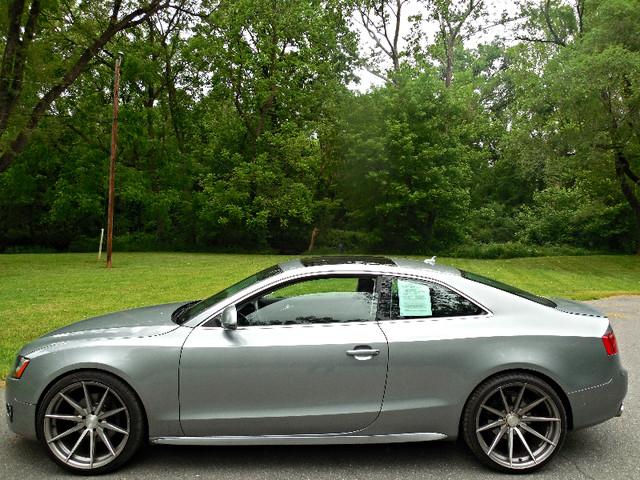 2008 Audi A5 6-Speed Manual  QUATTRO Leesburg, Virginia 5