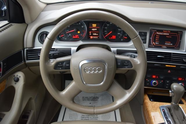 2008 Audi A6 4dr Sdn 3.2L quattro Richmond Hill, New York 25