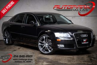 2008 Audi A8L in Addison TX