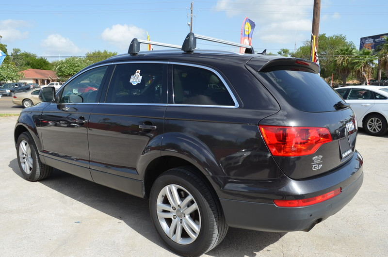2008 Audi Q7 36L Premium  Brownsville TX  English Motors  in Brownsville, TX