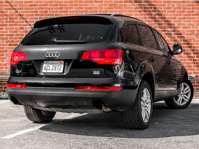 2008 Audi Q7 3.6L Burbank, CA 3