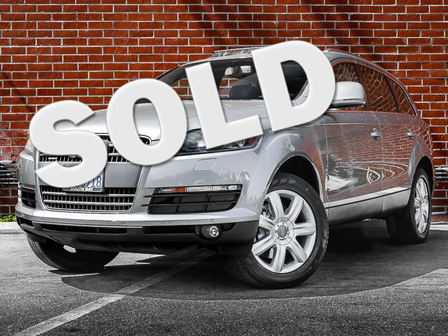2008 Audi Q7 3.6L Premium Burbank, CA 0