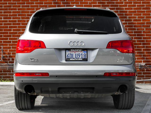 2008 Audi Q7 3.6L Premium Burbank, CA 3