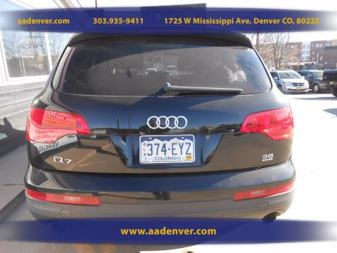 2008 Audi Q7 3.6L | Denver, CO | A&A Automotive of Denver in Denver, CO